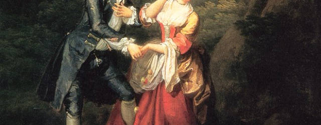 Avant, William Hogarth