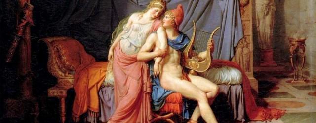 Les amours de Pâris et Hélène