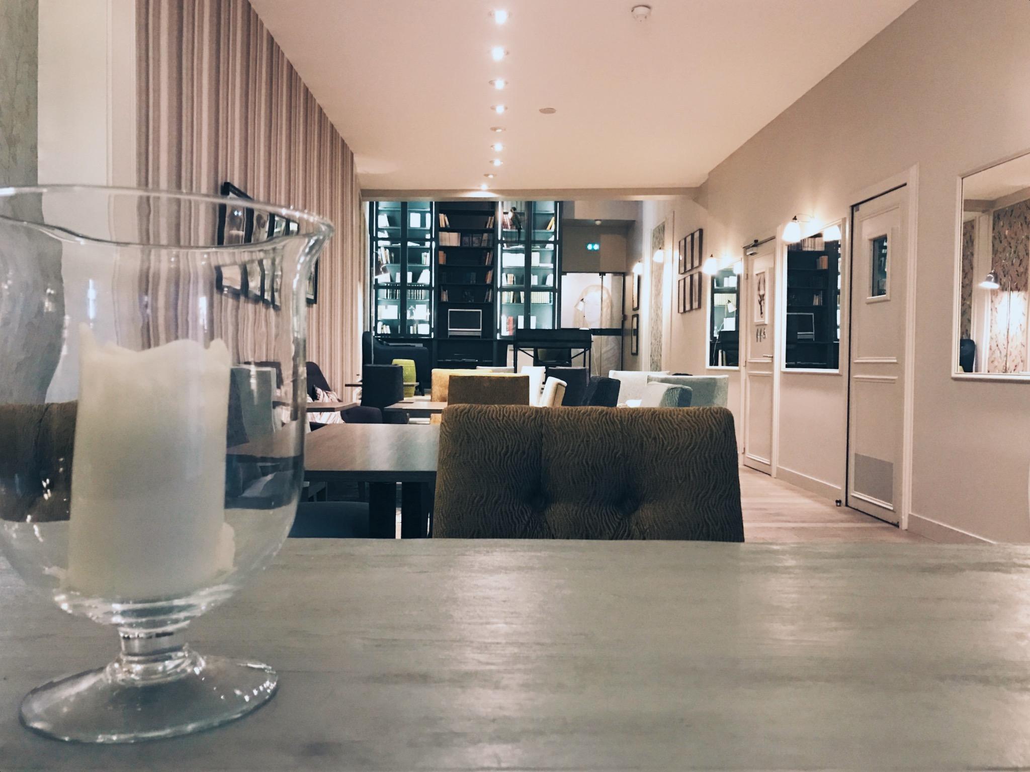 Hotel-Flaubert-Réception