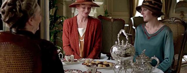 Downton-abbey-tea-time-Un-texte-Un-jour