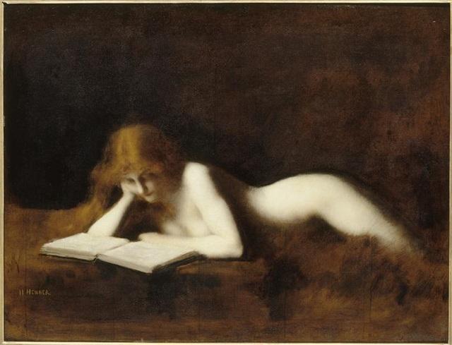 La Liseuse - Un texte Un Jour