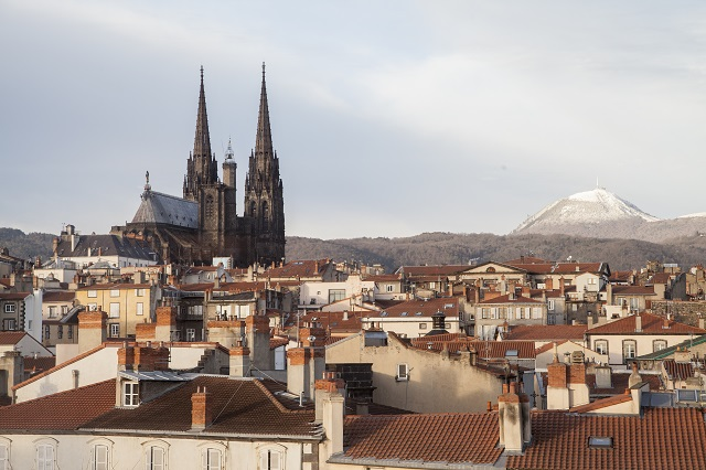 Clermont-Ferrand Hôtel Vialatte Un texte Un jour